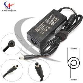 DELL XPS13 19.5V 2.31A BLACK PIN INSIDE HIGH PERFORMANCE LAPTOP ADAPTER CHARGER WITH CABLE