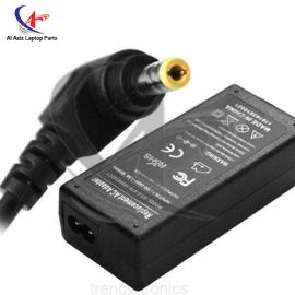 FUJITSU LIFEBOOK AH530 20V 3.25A HIGH PERFORMANCE LAPTOP ADAPTER CHARGER WITH CABLE