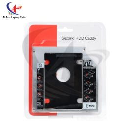 Second HDD/SSD SATA-III Caddy for Universal CD/DVD-ROM (Fat Version)