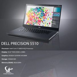 DELL PERCISION 5510
