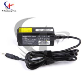 HP MINI 110-1012NR 19.5V 1.58A YELLOW PIN HIGH PERFORMANCE LAPTOP ADAPTER CHARGER WITH CABLE