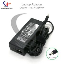 DELL INSPIRON I14Z-1424BK 19.5V 4.62A BLACK PIN INSIDE HIGH PERFORMANCE LAPTOP ADAPTER CHARGER WITH CABLE