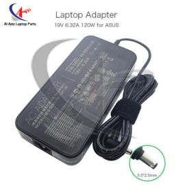 ASUS GL502V 19V 6.32A 5.5MM x 2.5MM HIGH PERFORMANCE LAPTOP ADAPTER CHARGER WITH CABLE