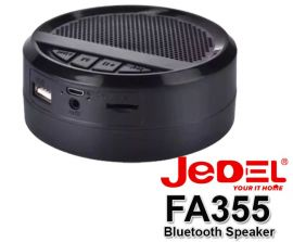 JEDEL BLUETOOTH Rechargeable SPEAKER FA355