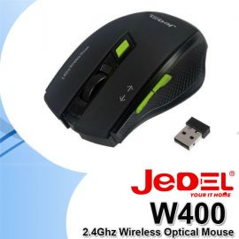 JEDEL Wireless Gaming Mouse W400