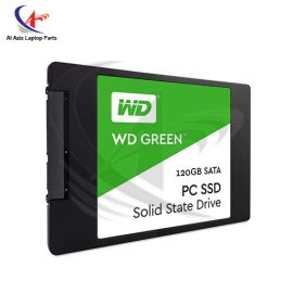 WESTERN DIGITAL GREEN PC SSD 120GB